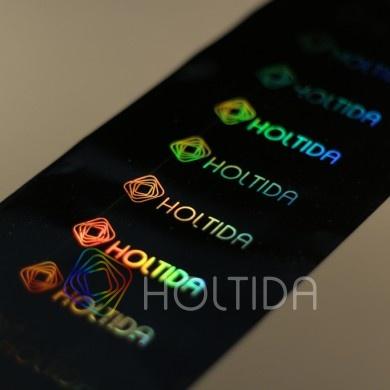"""UAB """"Holtida"""" logotipas plėvelėje"""